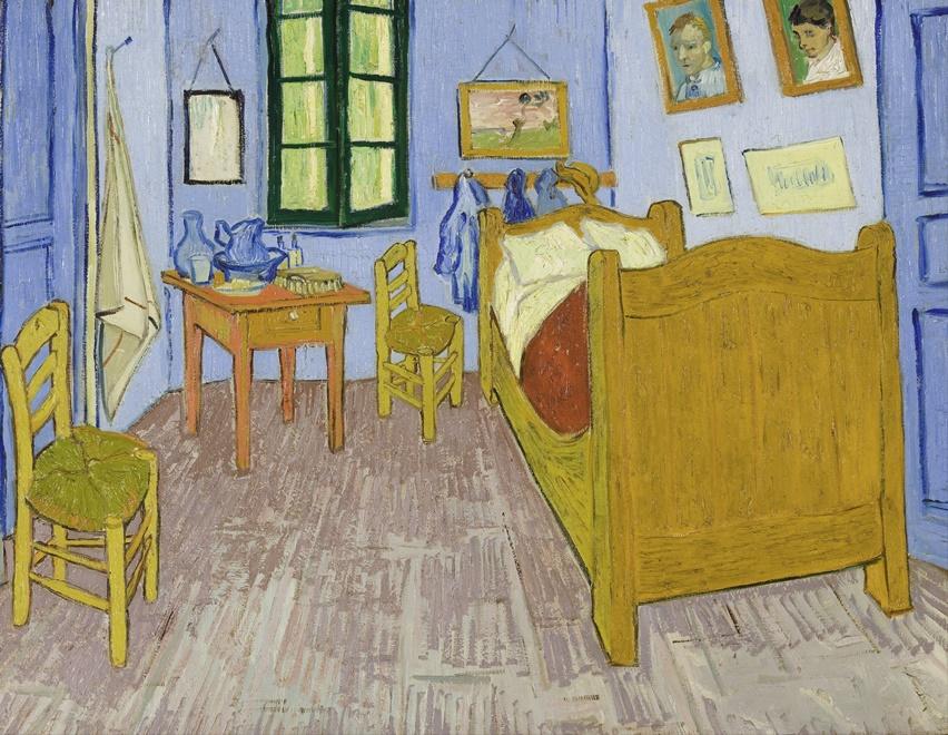 Los tres cuartos de van Gogh – Emma Sanguinetti